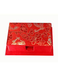 Brocade Card/Memo Holder