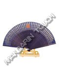 Blessing Silk Folding Fan