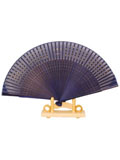 Chinese Poems Silk Folding Fan