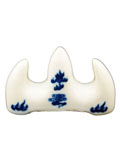 Porcelain Brush Rest