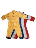 Boy's Long-Sleeved Kung Fu Suit