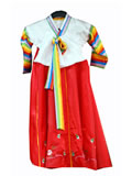 Girl's Korean Hanbok