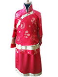 Blessing Peonies Fengxian Skirt Suit