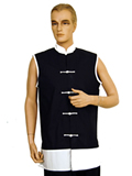 Kung Fu Vest with Contrastive Patch Color