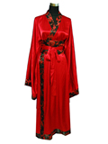 Women's Long Satin Hanfu