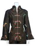 Dragonfly Mandarin Jacket