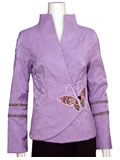 Butterfly Mandarin Jacket