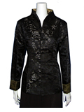Mandarin Embroidery Jacket