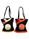 Mandarin Clothing Handbag