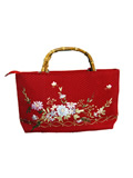 Mandarin Embroidery Handbag