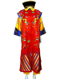 Qing Empress Phoenix Gown with Crown