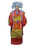 Tang Dynasty Royal Wedding Dress for Bride